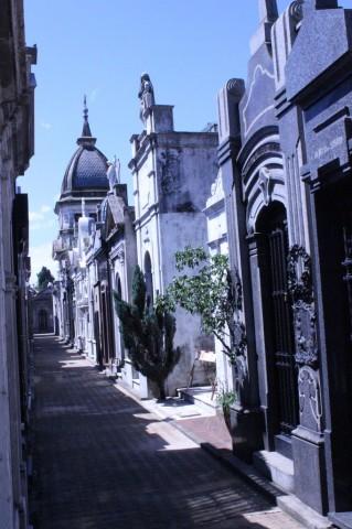 cimetière de Recoleta