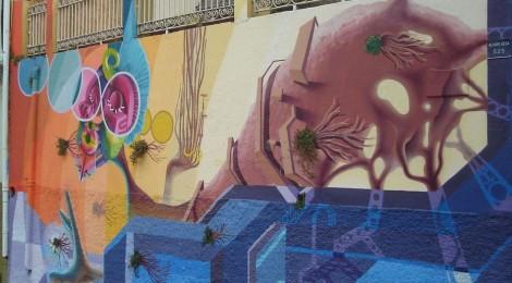 Santiago et Valparaiso: en techni-color
