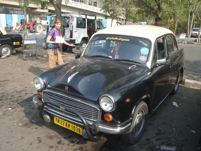 Taxi de Chennai