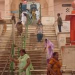 Pushkar: le temple de Brahma