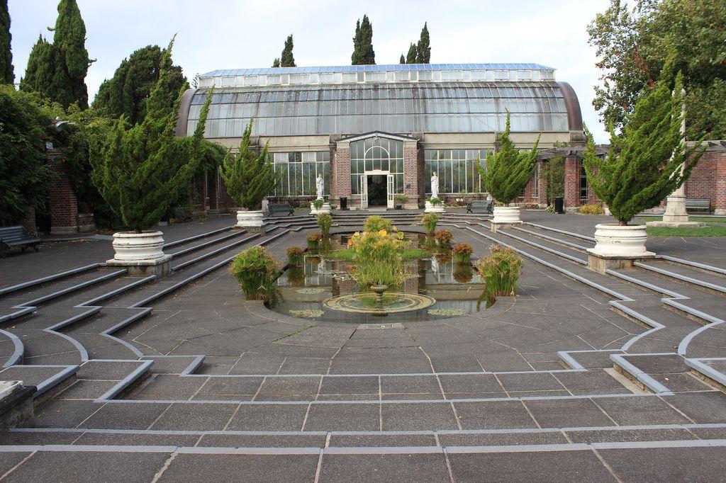 Winter Garden du Auckland Museum