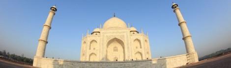 De Delhi au Taj Mahal