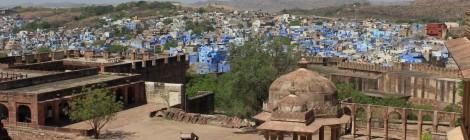de Jodhpur à Jaisalmer: en route vers le desert