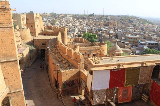 la ville fortifiée