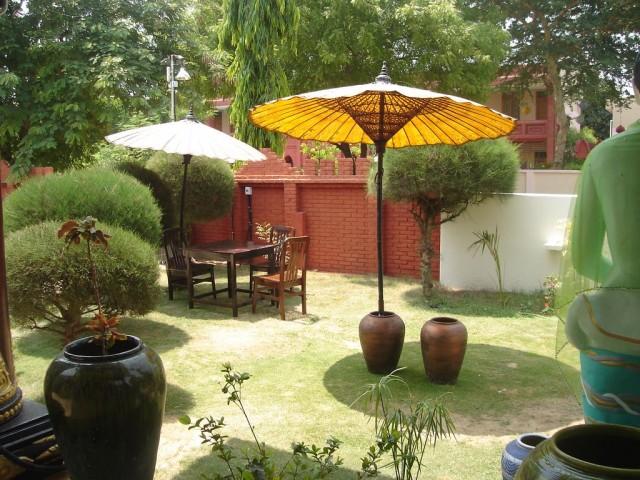 notre charmant hôtel à New Bagan