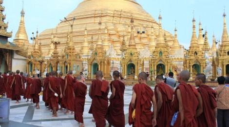 De Yangon à Mawlamyine