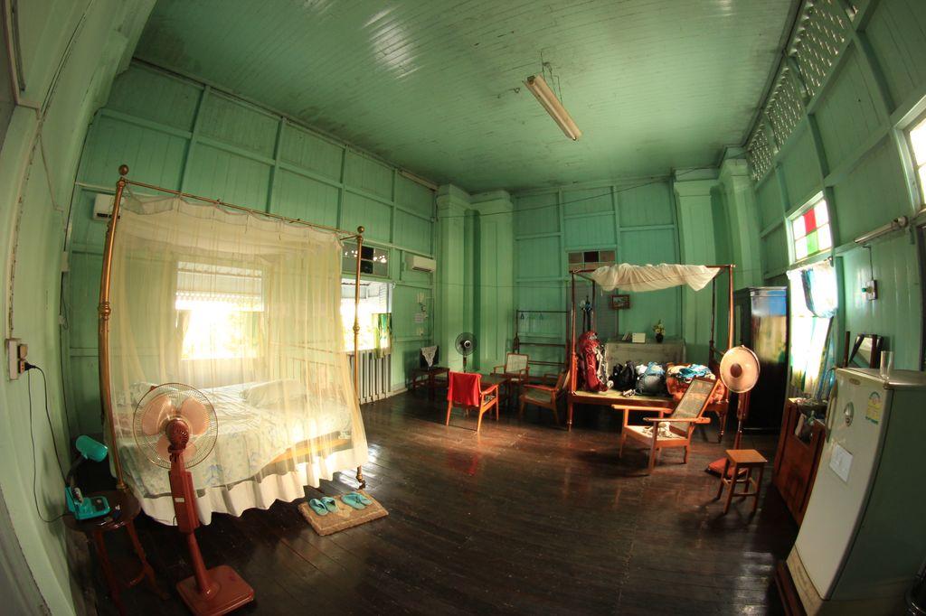 notre chambre à Mawlayine