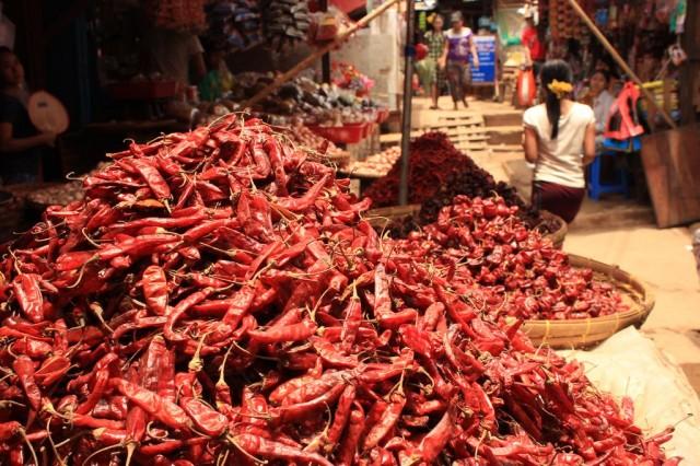 marché de Bago