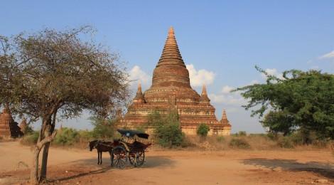 Du lac Inlay à Bagan