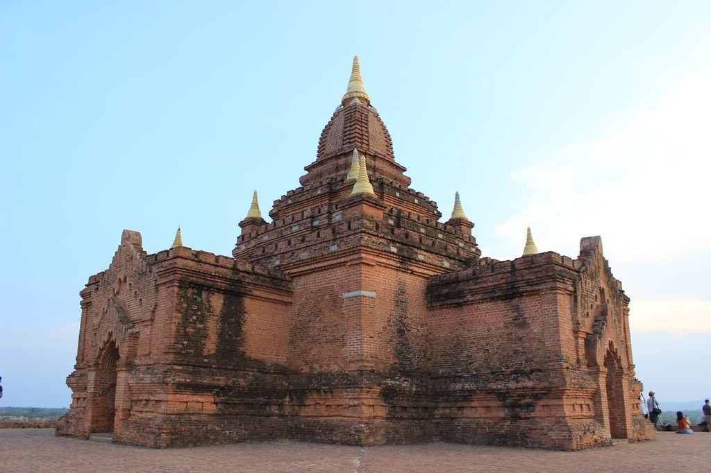temple ) Bagan