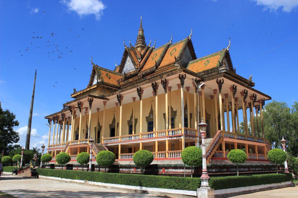 temple à Sambor