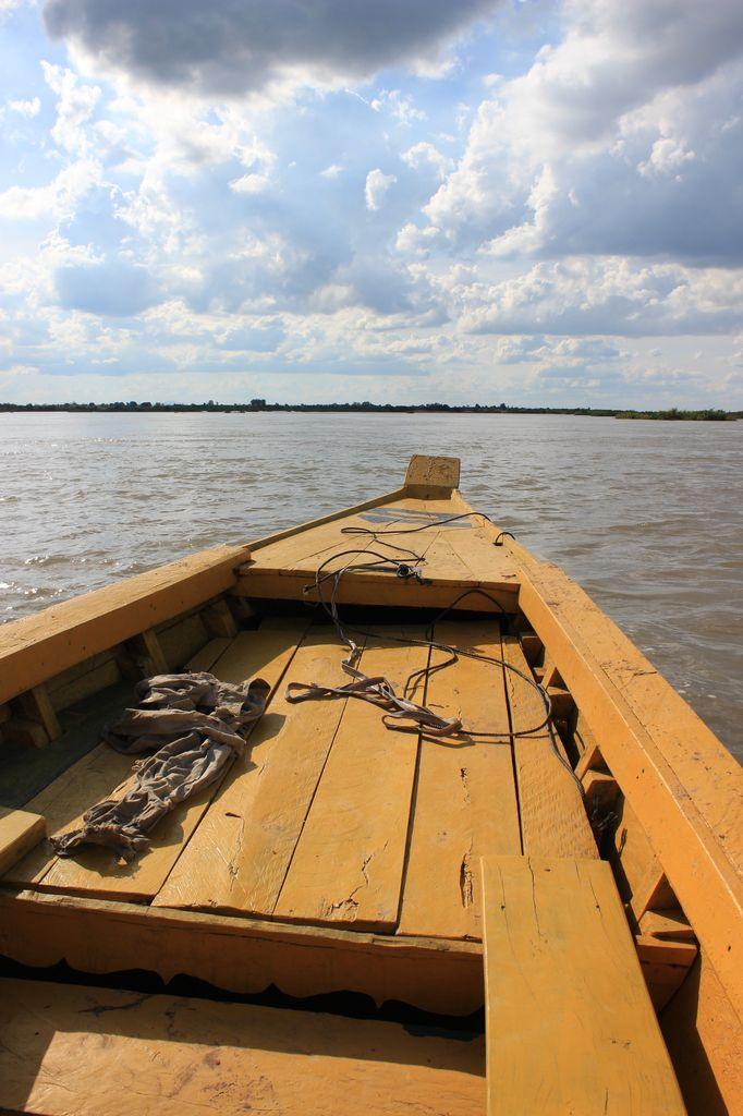 sur le Mekong, à la rencontre des dauphins