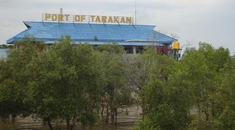 Arrivée a Tarakan