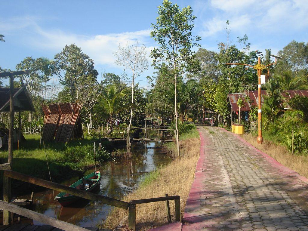 village de Tanjung Harapan
