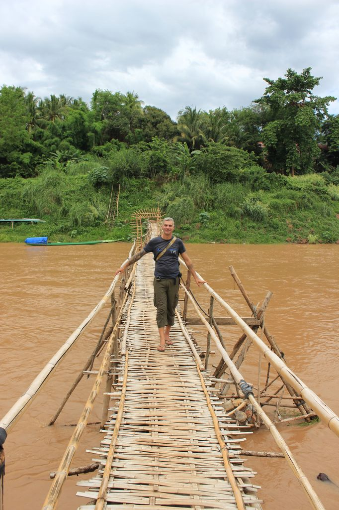 le pont éphémère