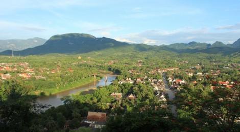 De Luang Prabang à Vientiane