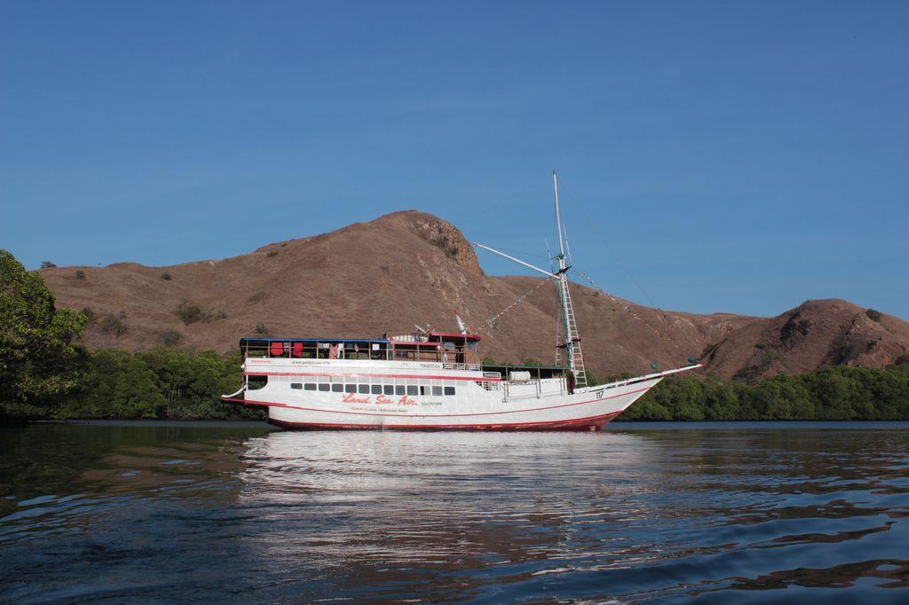 notre bateau de croisière